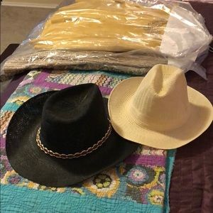 """Accessories - """"Cowgirl"""" hats"""